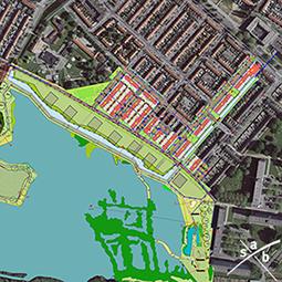Stedenbouwkundig plan De Wheme